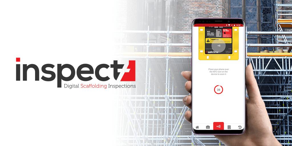 Inspect7 promo of digital inspection app